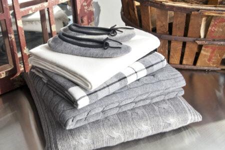 Produzione cashmere