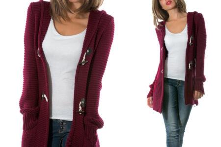 Pullover donna